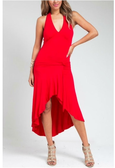 Red Tango Dress (BACK in STOCK)!!